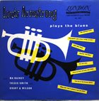LOUIS ARMSTRONG Plays The Blues album cover