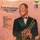LOUIS ARMSTRONG Rare Items (1935-1944) (aka (1935-44) - Swing That Music) album cover