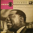 LOUIS ARMSTRONG Romantique Satchmo album cover