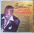 LOUIS ARMSTRONG Satchmo's Golden Favorites album cover