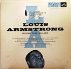 LOUIS ARMSTRONG Sings The Blues album cover