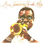 LOUIS ARMSTRONG Snake Rag album cover