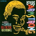 LOUIS ARMSTRONG The Best Of The Complete RCA Victor Recordings album cover