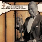 LOUIS ARMSTRONG The Complete Hot Five and Hot Seven Recordings album cover
