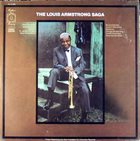 LOUIS ARMSTRONG The Louis Armstrong Saga album cover