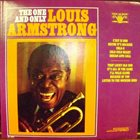 LOUIS ARMSTRONG The One And Only album cover