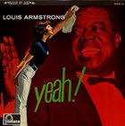 LOUIS ARMSTRONG Yeah! album cover