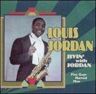 LOUIS JORDAN Five Guys Named Moe album cover