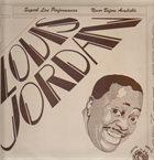 LOUIS JORDAN Good Times album cover