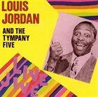 LOUIS JORDAN Live Jive album cover