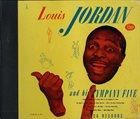 LOUIS JORDAN Louis Jordan and His Tympany Five album cover