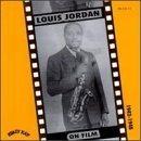 LOUIS JORDAN Louis Jordan on Film 1942-1948 album cover