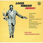 LOUIS JORDAN Louis Jordan Swings! album cover