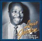 LOUIS JORDAN The Anthology 1938 - 1953 album cover