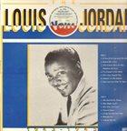 LOUIS JORDAN The V-Discs 1943-1945 album cover