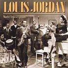 LOUIS JORDAN World Transcriptions album cover
