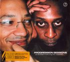 LTJ BUKEM LTJ Bukem Featuring MC Conrad ‎: Progression Sessions 8 - UK Live 2003 album cover