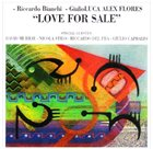 LUCA FLORES Love For Sale album cover
