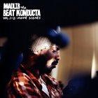 MADLIB Beat Konducta, Volume 1 & 2: Movie Scenes album cover