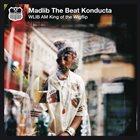 MADLIB WLIB AM : King of the Wigflip album cover