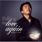 MAKOTO OZONE Falling In Love, Again album cover
