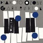 MAKOTO OZONE Makoto Ozone and Gary Burton : Time Thread album cover