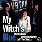 MAKOTO OZONE My Witch's Blue album cover