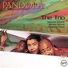 MAKOTO OZONE The Trio : Pandora album cover