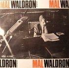 MAL WALDRON All Alone album cover