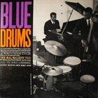 MAL WALDRON Blue Drums album cover
