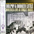 MAL WALDRON Eric Dolphy & Booker Little Remembered Live At Sweet Basil album cover