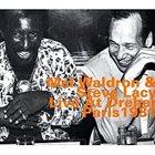 MAL WALDRON Live at Dreher, Paris 1981 album cover