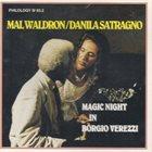 MAL WALDRON Mal Waldron/Danila Satragno : Magic Night In Borgio Verezzi album cover