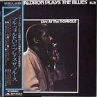 MAL WALDRON Plays The Blues - Live At The Domicile album cover