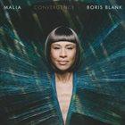 MALIA Malia, Boris Blank : Convergence album cover