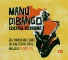 MANU DIBANGO Essential Recordings album cover