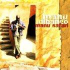 MANU DIBANGO Manu Safari album cover