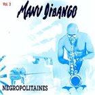 MANU DIBANGO Negropolitaines Vol.2 album cover