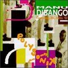 MANU DIBANGO Polysonik album cover