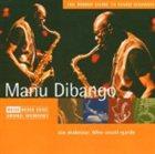 MANU DIBANGO The Rough Guide to Manu Dibango album cover