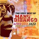 MANU DIBANGO The Very Best of Manu Dibango album cover