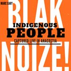 MARC CARY Indigenous People Captured Live In Anacostia album cover