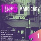 MARC CARY Live at Sweet Basil 1995 - Vol.1 album cover