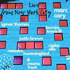MARC CARY Live From New York Vol.1 album cover