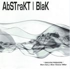 MARC CARY XR Project :  Abstrakt Blak album cover