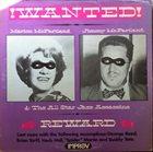 MARIAN MCPARTLAND Jimmy McPartland :  !Wanted! (with Jimmy McPartland & The All Star Jazz Assassins) album cover