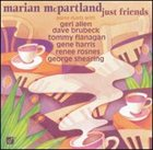 MARIAN MCPARTLAND Just Friends album cover