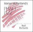 MARIAN MCPARTLAND Marian McPartland's Piano Jazz Featuring Red Richards album cover