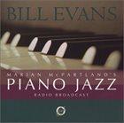 MARIAN MCPARTLAND Marian McPartland's Piano Jazz With Guest Bill Evans album cover