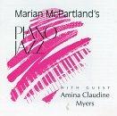 MARIAN MCPARTLAND Piano Jazz with Amina Claudine Myers album cover